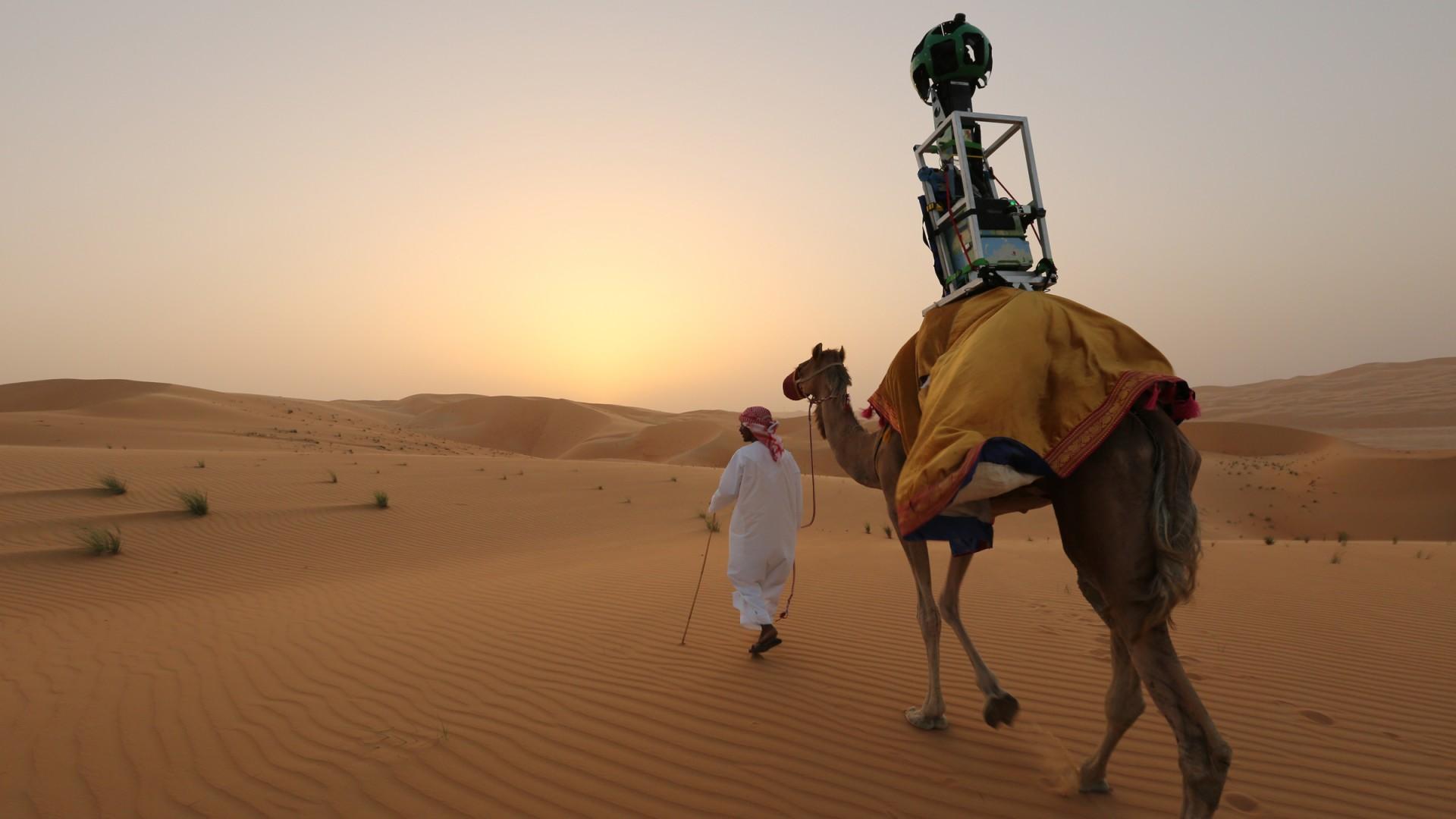 Camel-GoogleStreetView