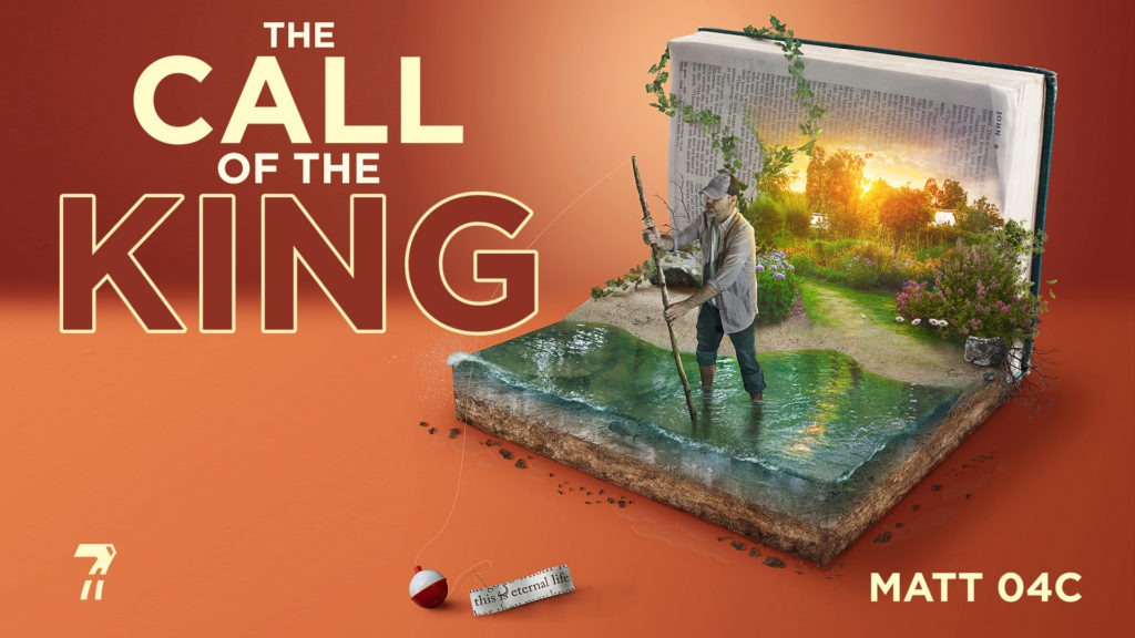 Matthew 04c – The Call of The King