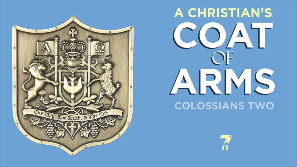 A Christian's Coat of Arms