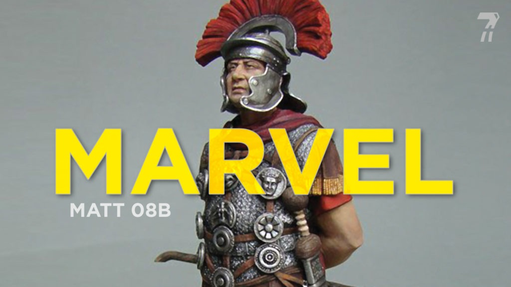 Matthew 08b – Marvel