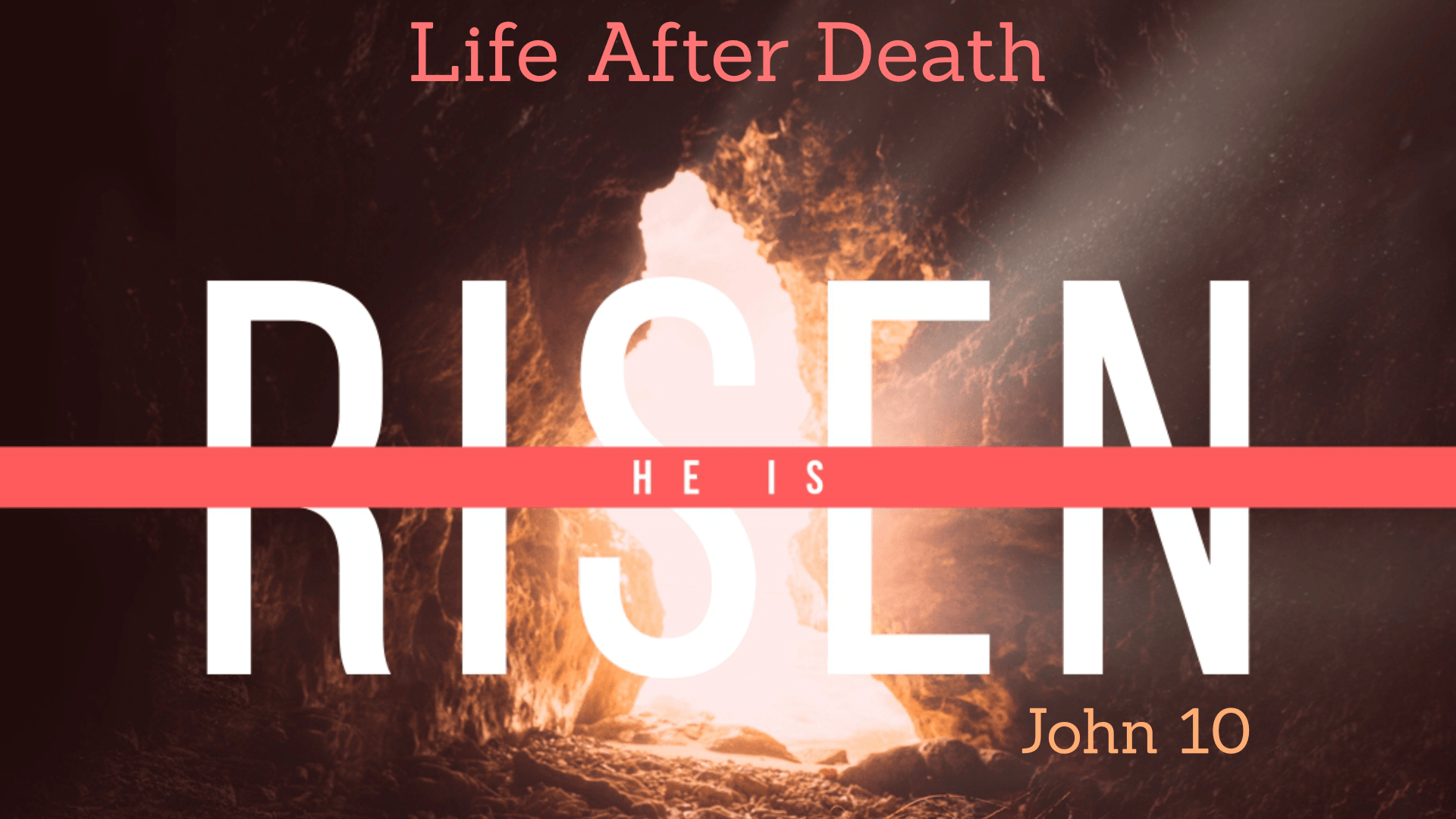 Easter 2019 – Life After Death