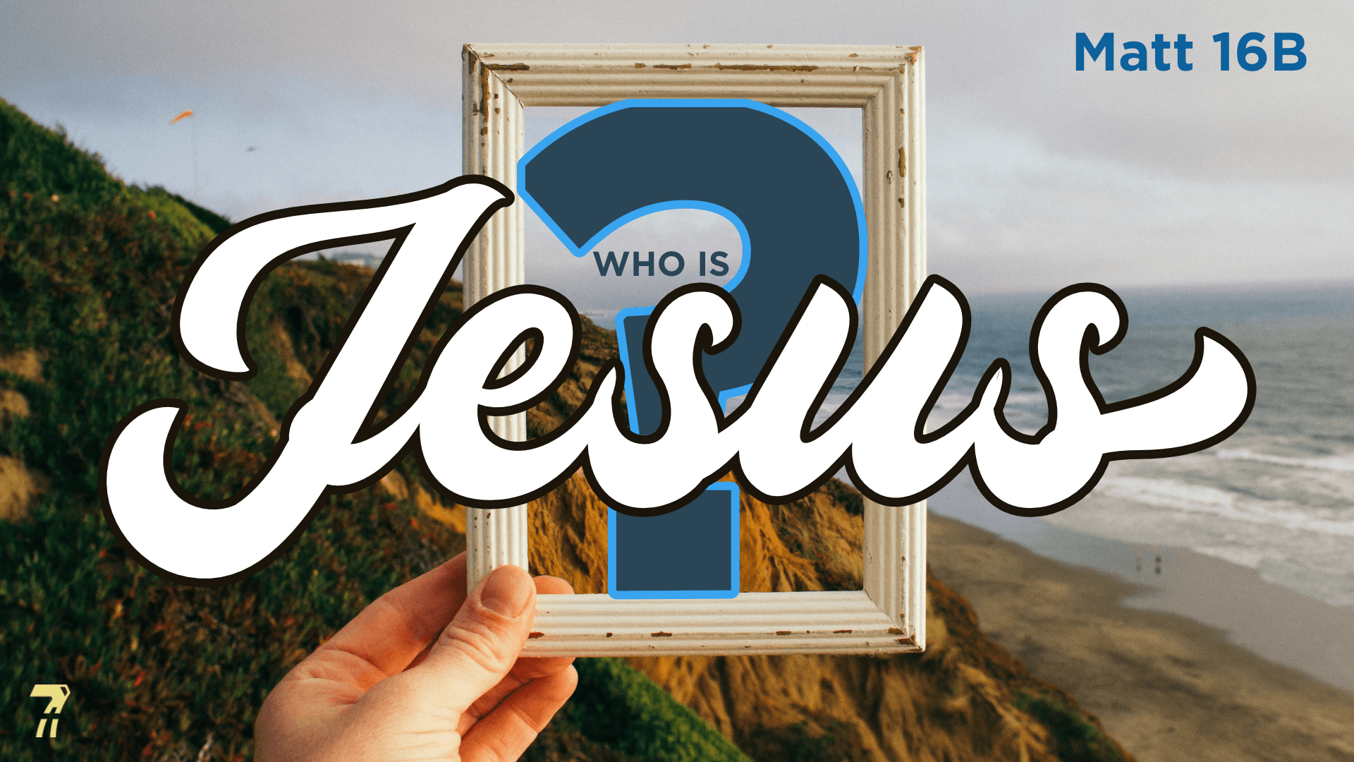 Matthew 16b – Who is Jesus?
